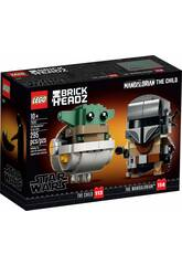 Lego Star Wars The Mandalorian and The Child 75313