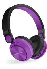 Auriculares Headphones BT Urban 2 Radio Violet Energy Sistem 44890