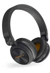 Auriculares Headphones BT Urban 2 Radio Graphite Energy Sistem 44889