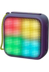 Tragbarer Lautsprecher Beat Box 2+ Lightcube Amethyst Energy Sistem 44683