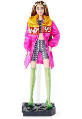 Barbie BMR1959 Veste Rose Mattel GNC47