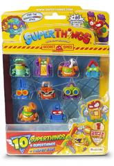 Superthings Secret Spies Blister 10 Figurines Magic Box PST6B016IN00