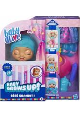 Baby Alive Martina Cresce de Verdade Hasbro E8199