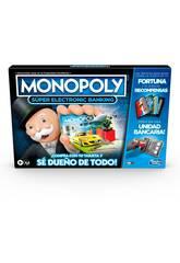 Monopoly Súper Electronic Banking Hasbro E8978