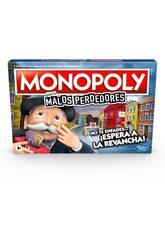 Monopoly para Maus Perdedores Hasbro E9972