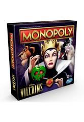 Monopoly Disney Villanos Hasbro F0091