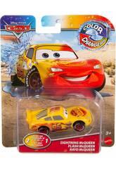 Cars Coche Color Mágico Mattel GNY94