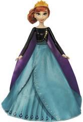 Frozen II Muñeca Anna Transformación Hasbro E9419