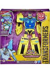 Transformers Cyberverse Battle Call Officer Bumblebee Hasbro E8381