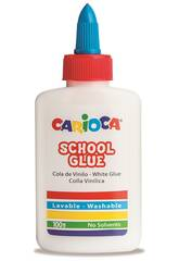 Cola Blanca Escolar 100 gr. Carioca 42768