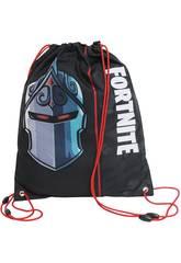Fortnite Saco Black Knight 32X41 cm. Toybags E810725KNF