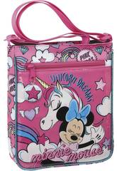 Sac à Bandoulière Minnie Mouse Unicorns Safta 612012431