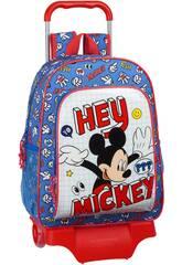 Mickey Mouse Trolley-Rucksack Safta 612014313