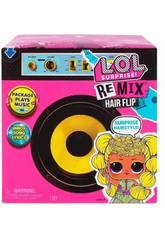 LOL Surprise Remix Poupée Hair Flip Giochi Preziosi LLUG8000