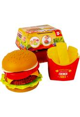 Hamburguesa Big Burger