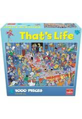 Puzzle 1000 Piezas That's Life Desfile De Moda Goliath 371424