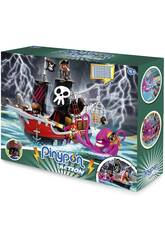 Pinypon Action Bateau Pirate Famosa 700015803