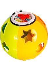 Aktivitätsball mit nistbaren Formen