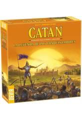 Catan Escenarios para Ciudades y Caballeros La Leyenda de los Conquistadores Devir BGCATLEY