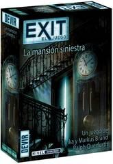 Exit Il Palazzo Inquietante Devir BGEXIT11