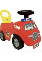 Trottinette Paw Patrol Camion de Pompiers Activités Kiddieland 56978