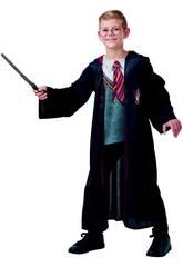 Disfraz Niño Harry Potter con Accesorios Talla L Rubies 300915-L