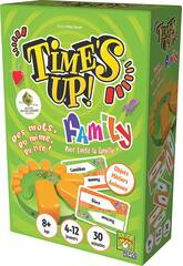 Time´s Up Family Versión Verde Asmodee RPTUFA03