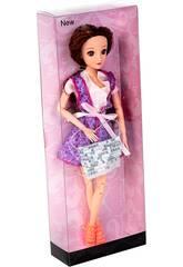 Muñeca Maniquí a la Moda 30 cm. Modelo B