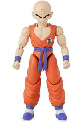 Dragon Ball Super Figur Deluxe Krillin Bandai 36766