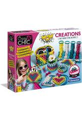 Crazy Chic Wow Set de Brazaletes Clementoni 18540