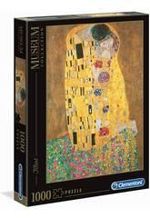 Puzzle 1000 Klimt: El Beso Clementoni 31442