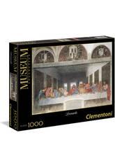 Puzzle 1000 Leonardo Da Vinci: La Última Cena Clementoni 31447