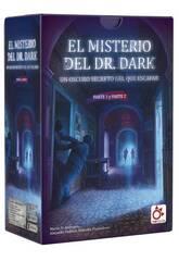 Le Mystère du Docteur Dark Parties 1 et 2 Mercurio L0010