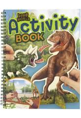Dino World Activity Book 10742