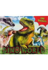 Dino World Sticker Fun 11160