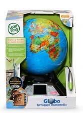 Globe multimédia Leap Frog Cefa Toys 724
