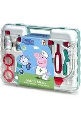 Estojo Médico Peppa Pig Fábrica de Brinquedos 87020