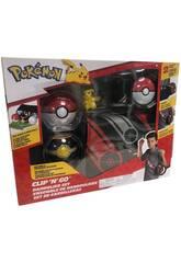 Pokémon Bandolera Arena Combate Bizak 6322 0028