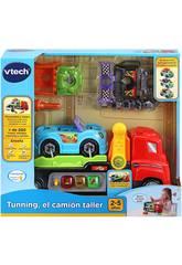 Tunning El Camión Taller Vtech 517622