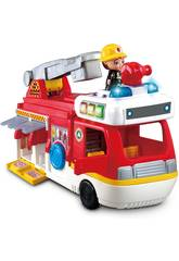 Tut Tut Amis Camion de Pompier 2 En 1 Vtech 529822
