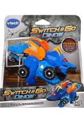 Switch & Go Dino Pointes Stégosaure Voiture de Course VTech 192222