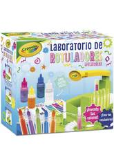 Laboratorio de Rotuladores Multicolor Crayola 25-5961
