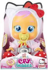 Bébés Pleureurs Hello Kitty IMC 80133