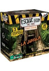 Escape Room Family Edition La Jungle Diset 62331