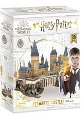 Harry Potter Puzzle 3D Castillo de Hogwarts World Brands DS1013H