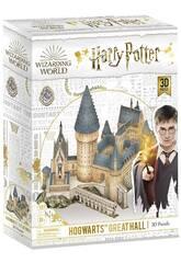 Harry Potter Puzzle 3D Gran Salón de Hogwarts World Brands DS1011H