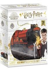 Harry Potter Puzzle 3D Poudlard Express World Brands DS1010H