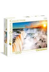 Casse-tête 1000 cascades Clementoni 39385