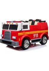 Funksteuerung Batterie Feuerwehrauto Truck 12v.
