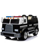 Batterie-Truck Polizei-Van 12v. Funksteuerung